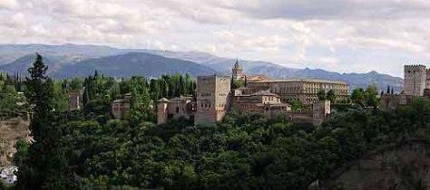 """Hasta el 14 de Octubre en Granada podemos hacer una visita a la Alhambra, concretamente al pabellón sur del generalife en el proyecto del mes llamado """"Conoce la Alhambra""""."""