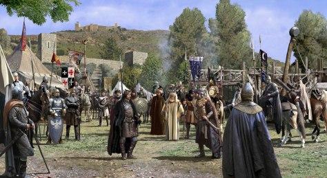En Jaén nos encontramos con un mercado Medieval y solidario el 11 de Octubre con motivo de la feria y las fiestas de San Lucas 2014. Tendrá lugar en la Plaza Jardinillos, San Clemente y Pescadería.