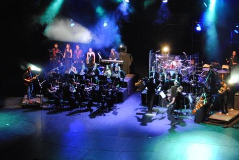 """La """"Queen Symphonic Rapsody"""" llega a Cádiz el 14 de Noviembre. Las canciones de la popular banda británica se fusionarán con la música clásica en el Palacio de Congresos de la Línea de la Concepción."""