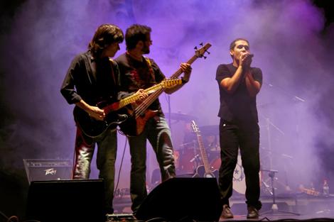 MALDITA NEREA, auditorio de Roquetas de Mar, a las 21.30 horas del próximo sábado 8 de noviembre.