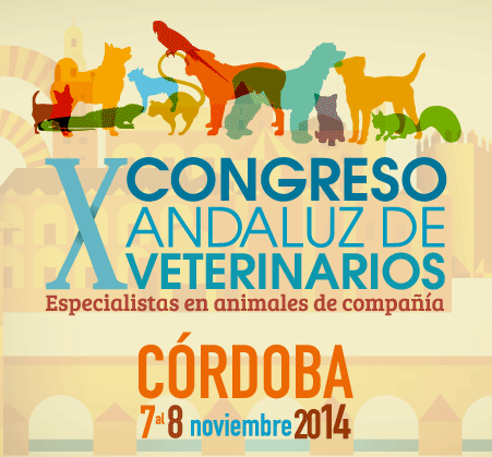 X Congreso de Veterinarios de Andalucía, los días 7 y 8, en el Campus Rabanales.