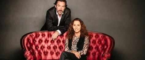"""""""Kathie y el hipopótamo"""" es un drama contemporáneo que podemos ver en el Gran Teatro de Huelva el 5 de Diciembre. Ana Belén interpreta la obra de Vargas Llosa que se mueve entre la vida y la ficción."""