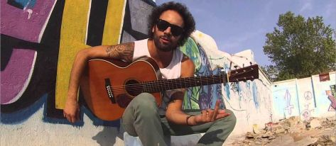 """En JAÉN, el guitarrista y cantante de los DELINQÜENTES, se lanza en solitario bajo el nombre """"El Canijo de Jérez"""" y presenta su nuevo álbum """"La lengua Chivata"""" el viernes 19 en la Sala Kharma."""