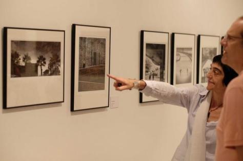 El grupo Fotográfico AULA7 organiza en el Archivo Municipal RINCONES DE MÁLAGA del 17 de octubre al 7 de diciembre, la entrada es gratuita.