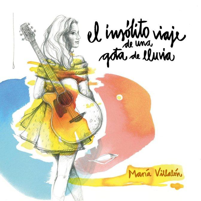 María Villalón amplía horizontes