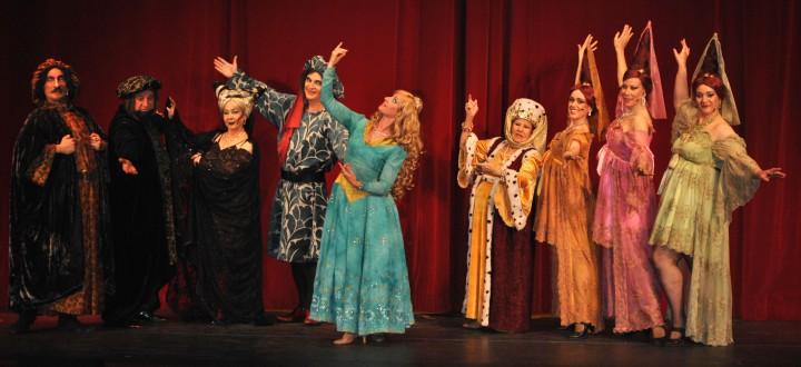 Para los más pequeños, este viernes 27 de febrero, La Compañía de Teatro LA MAQUINETA, nos presenta este maravilloso Musical para toda la familia a las 19:00h en el Teatro Municipal Florida d