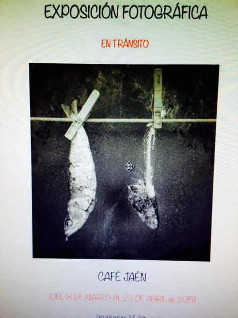 Esta semana ha comenzado en Jaén la exposición fotográfica de Ángel Tirado. El linarense es uno de los fotógrafos con un estilo propio más marcado y diferenciado. Es miembro de La Casa Pintada y de la Asociación grupo f/8. Puedes visitar su trabajo hasta el 18 de abril en el Café Jaén.