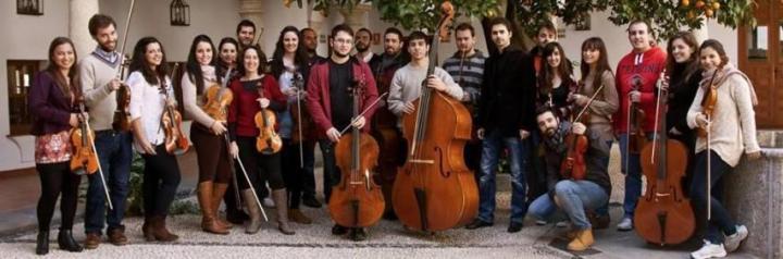 La Camerata Capricho Español es una formación creada por jóvenes músicos de diferentes puntos de España