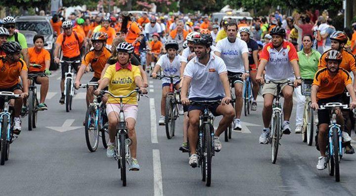 El sábado el Ayuntamiento de Vélez-Málaga organiza una nueva edición del Día del Pedal en la que los vecinos y visitantes podrán recorrer las calles de este municipio en un recorrido festivo y sosegado.