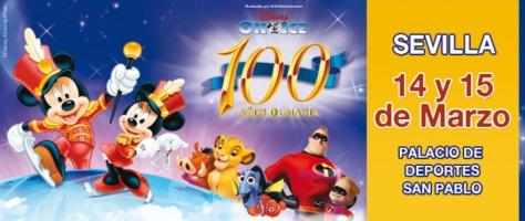 Una vez más, la magia de Disney llega a la pista de hielo con Mickey, Minnie y sus amigos