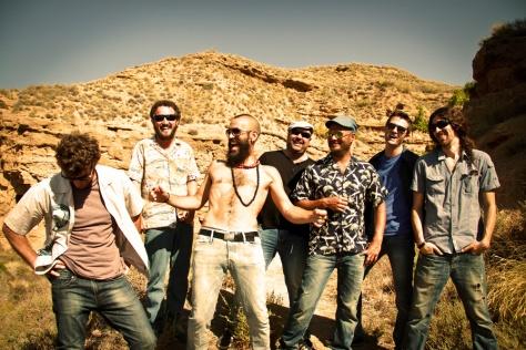 El grupo granadino Eskorzo estará el próximo sábado en Jaén, en la sala Mambo.