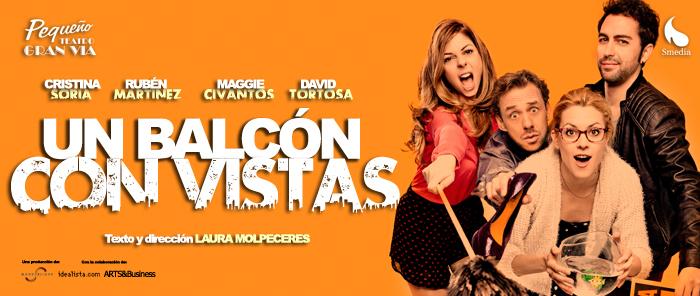 Si este fin de semana estás cerca de Málaga no te puedes perder la obra de teatro Un Balcón con vistas