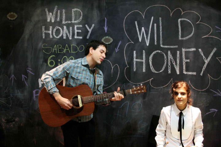 Este sábado 14 actuará en Huelva Wild Honey.