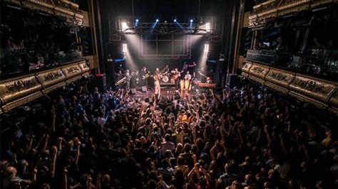 Mañana viernes 17 actuará en Sevilla el grupo Freedonia. Esta banda de soul madrileña formada por diez miembros presentará su nuevo álbum, Dignity and Freedom