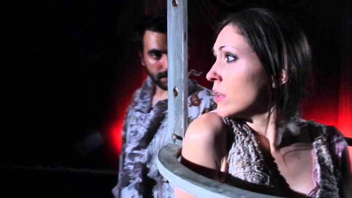 Esta noche en el Teatro Echegaray de Málaga la compañía La Jartá Teatro representará la obra Fando y Lis