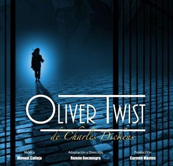 Desde hoy jueves 16 hasta el próximo domingo 19 podrás disfrutar del teatro musical Oliver Twist en Granada