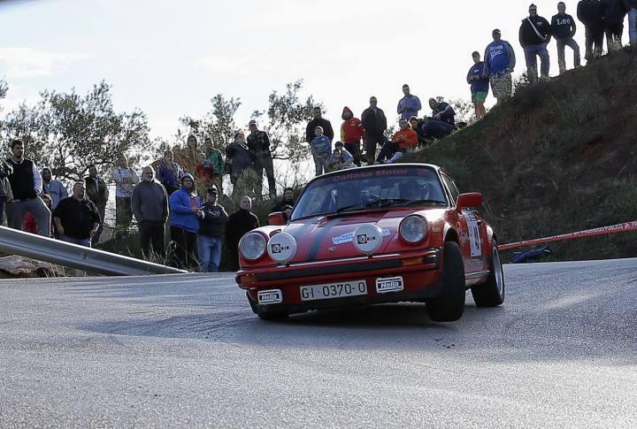 Este fin de semana los apasionados del mundo del motor tienen una cita en Málaga, con la trigésima edición del Rally Gibralfaro Histórico