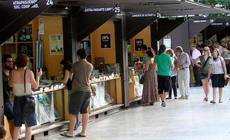 Los amantes de la literatura tienen hasta este domingo para acercarse a la Feria del Libro de Sevilla