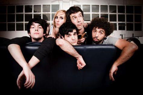 La banda de rock inde vasca Grises actuará mañana viernes en Málaga