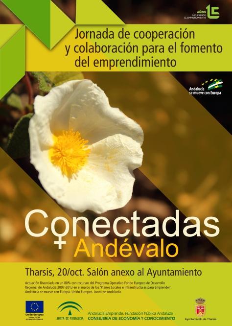 Jornada de Cooperación y Colaboración para el fomento del emprendimiento en la comarca del Andévalo.