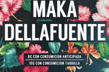 Maka y Delafuente en concierto el día 9 de octubre en Granada