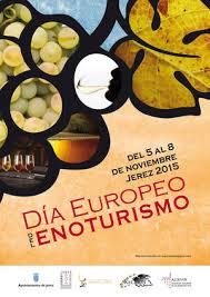 Del 5 a 8 de noviembre Jerez se suma a la celebración del Día Europeo del Enoturismo
