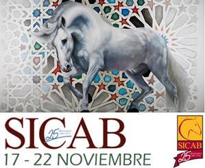 SICAB, Salón Internacional del Caballo, se celebra cada año la tercera semana de noviembre. Esta edición que se llevará acabo de 17 al 22 de noviembre en Sevilla