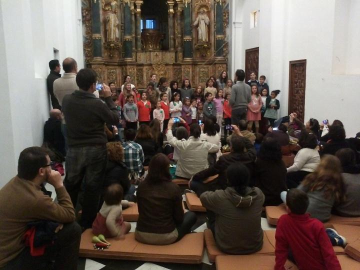 """El Centro Andaluz de Arte Contemporáneo organiza un año más """"Música por juguetes"""""""