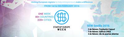 Start Up Europe Weeks, evento impulsado por la Comisión Europea