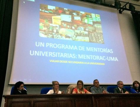La cuarta edición del Programa Mentorac de la Universidad de Málaga