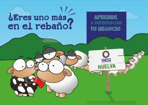 """El día 27 de Enero se celebra en Huelva """"Ser Empresarios"""""""