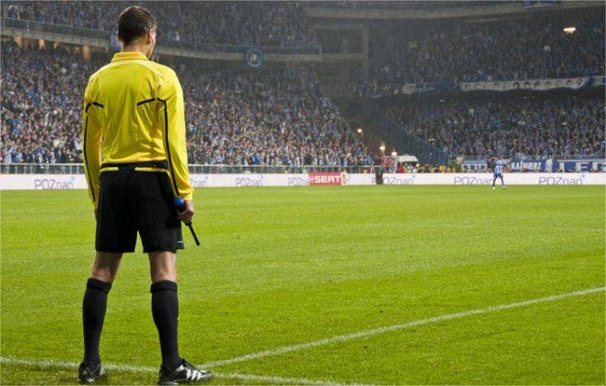 La figura del árbitro en el mundo del fútbol