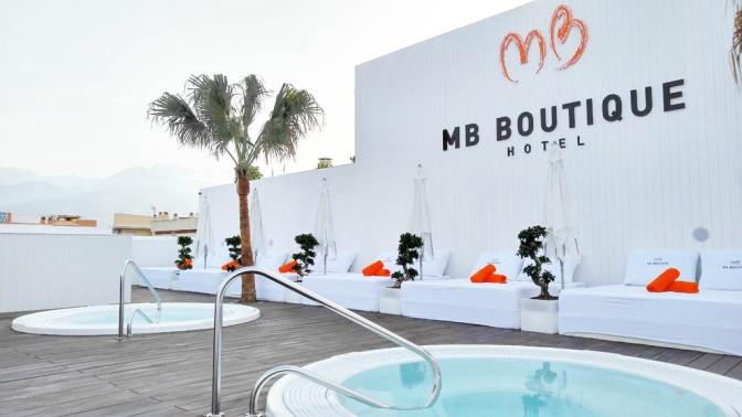 MB Boutique Hotel: lujo, diseño y calidad