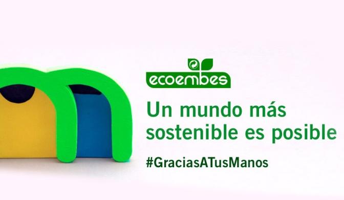 Un mundo más sostenible es posible con Ecoembes
