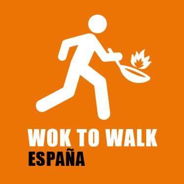 Wok to Walk, comida asiática