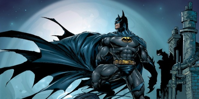 Los orígenes del hombre murciélago