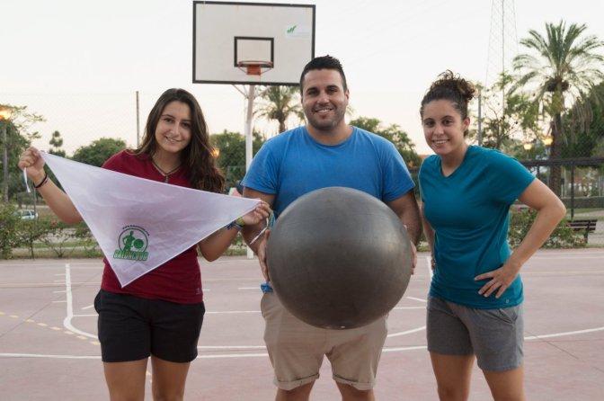 Entrevista a Norberto Domínguez, creador del baloncodo