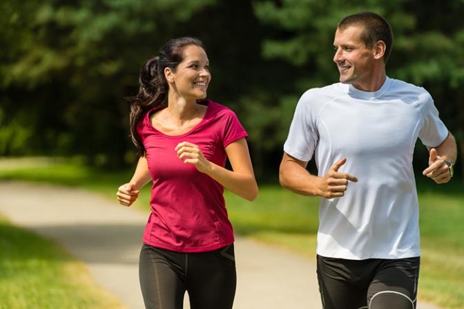 Consejos para realizar deporte en pareja