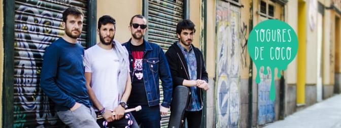 Yogures de Coco nos presenta su primer LP: Puertofé