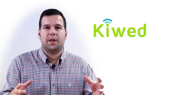 Kiwed, la red wifi recepcionista.