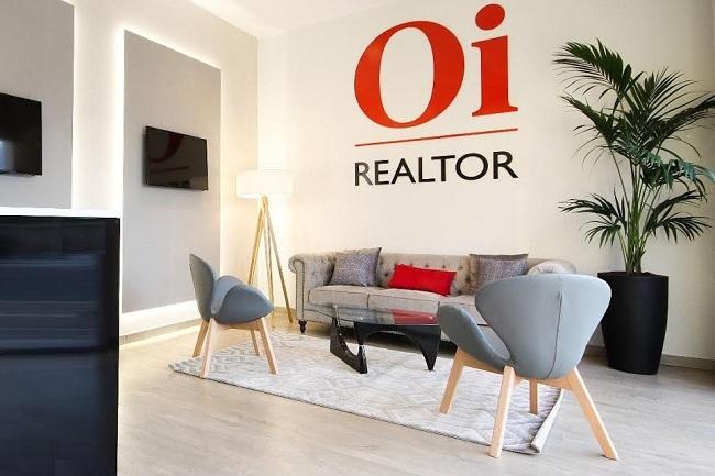 Encuentra tu hogar con Oi Realtor